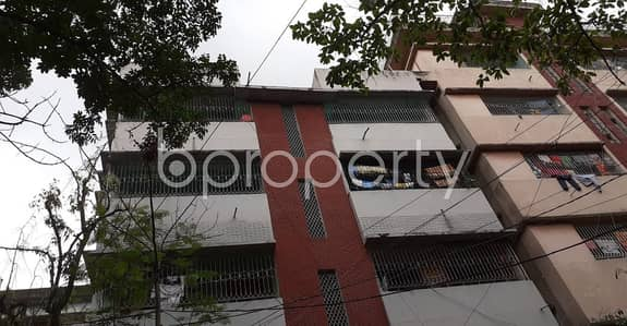 Nice 650 SQ FT flat is available to Rent in Khilgaon