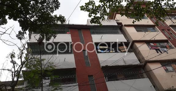 Nice 700 SQ FT flat is available to Rent in Khilgaon