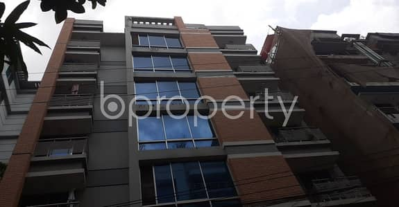 Nice 1250 SQ FT flat is available to Rent in Bashundhara R-A