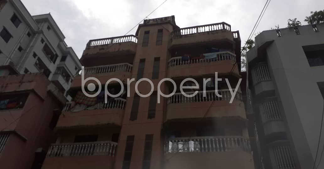 Nice 1110 SQ FT flat is available to Rent in Kattali