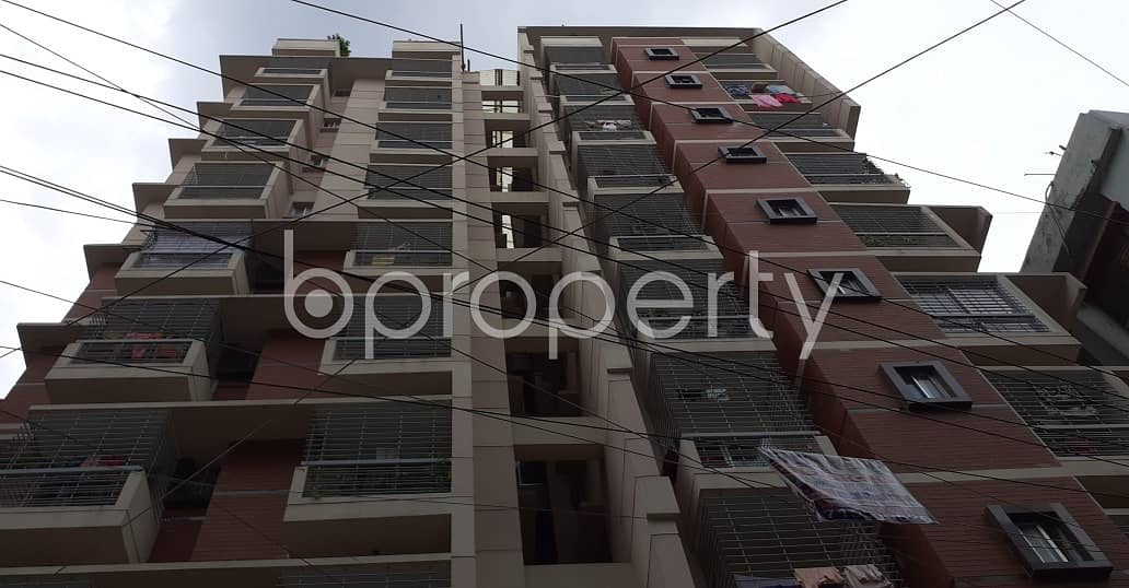 Nice 1700 SQ FT flat is available to Rent in Kalabagan