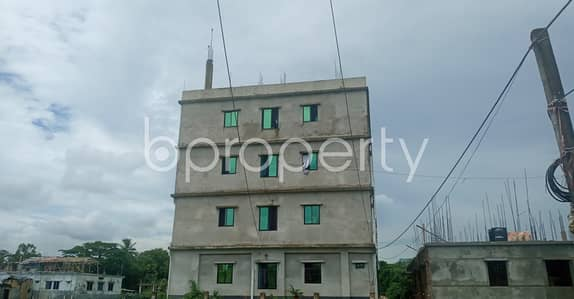1 Bedroom Flat for Rent in Halishahar, Chattogram - Offering You An Excellent 475 Sq Ft Flat For Rent In Dhumpara