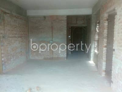 2 Bedroom Flat for Sale in 4 No Chandgaon Ward, Chattogram - A Moderate 1110 Sq Ft Flat Is Available For Sale At Shah Waliullah Residential Area