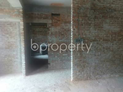 2 Bedroom Flat for Sale in 4 No Chandgaon Ward, Chattogram - Find Your Desired Apartment At This 1110 Sq Ft Flat For Sale At Shah Waliullah Residential Area