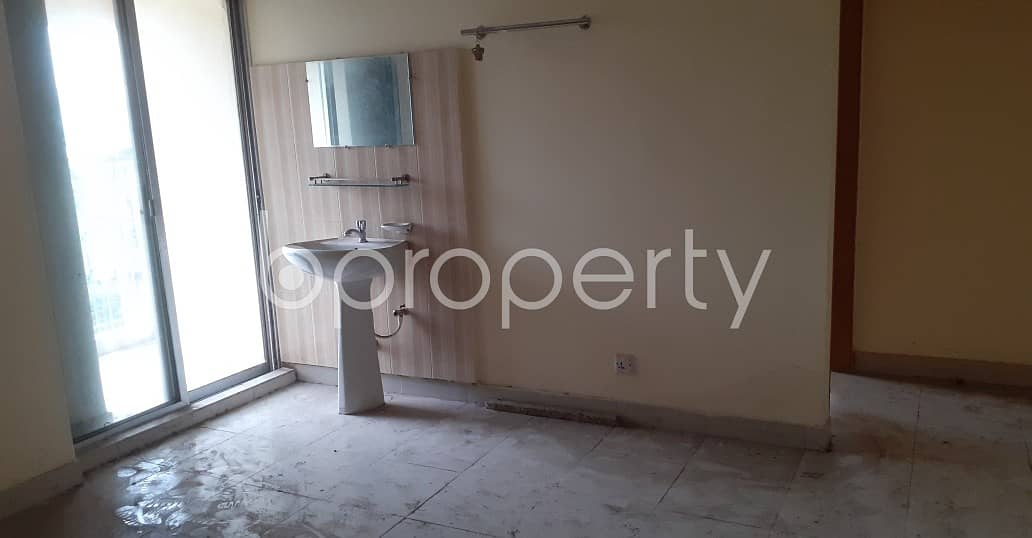 Choose Your Destination At This 1100 Sq Ft Flat Which Is Available For Rent In Kazir Dewri