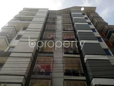 3 Bedroom Apartment for Sale in Aftab Nagar, Dhaka - 1600 Sq. ft Ready Flat For Sale In Aftab Nagar.