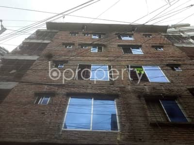 2 Bedroom Flat for Rent in Mirpur, Dhaka - 550 Sq Ft Flat For Rent In Chandrima Road, West Shewrapara