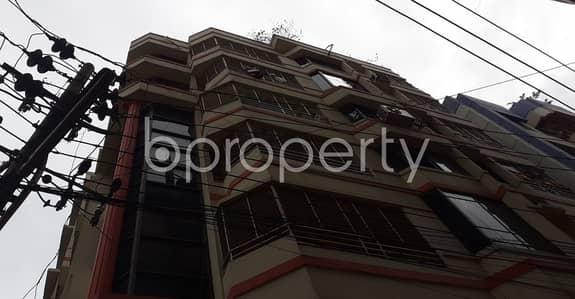 ভাড়ার জন্য BAYUT_ONLYএর ফ্ল্যাট - ধানমন্ডি, ঢাকা - Grab This 1240 Sq Ft Flat Up For Rent In Dhanmondi Near Ibn Sina Hospital