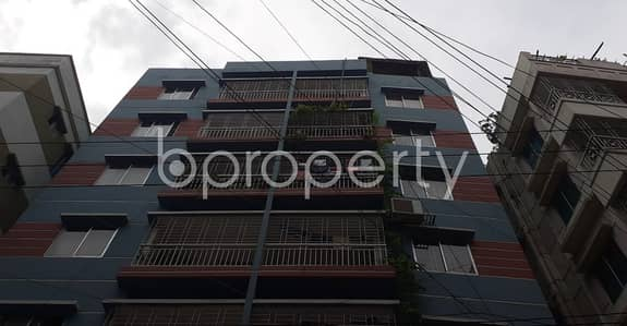 1 Bedroom Apartment for Rent in Adabor, Dhaka - Properly Constructed 400 Sq Ft Flat For Rent In Baitul Aman Housing Society