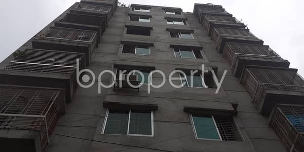 3 Bedroom Flat for Rent in Agargaon, Dhaka - Well Developed 1200 Sq. Ft. Flat Is Up For Rent In Agargaon Nearby Southeast Bank | Atm
