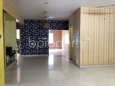 4 Bedroom Apartment for Sale in Bashundhara R-A, Dhaka - Very Well Designed 2396 Sq Ft Residential Flat Is There For Sale At Bashundhara R-A