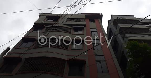 2 Bedroom Apartment for Rent in Adabor, Dhaka - Visit This 800 Sq Ft Flat For Rent In Adabor Nearby Mansurabad Jame Masjid