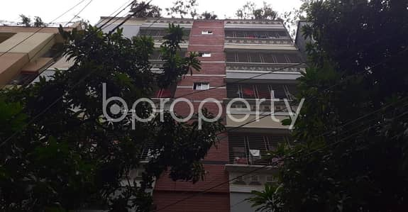 2 Bedroom Flat for Rent in Adabor, Dhaka - Well Organised Flat Of 850 Sq Ft Is Vacant For Rent In Adabor Near Mansurabad Jame Mosjid