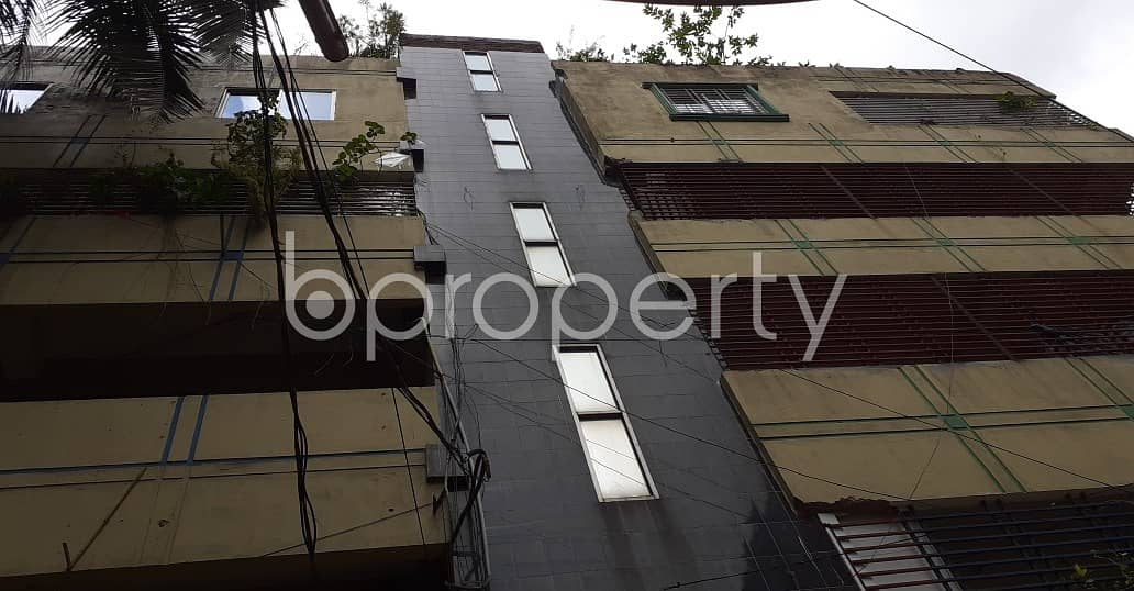 An Office Space Of 666 Sq. Ft Is Up For Rent Which Is Located In Mohakhali .