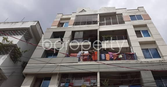 3 Bedroom Apartment for Rent in Lalmatia, Dhaka - A Well Planned Apartment Is Up For Rent In Block B, Lalmatia