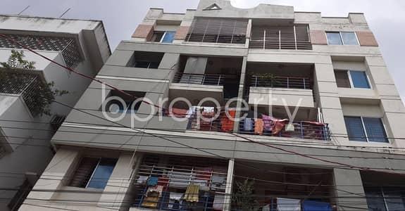 3 Bedroom Flat for Rent in Lalmatia, Dhaka - Offering you 1300 SQ FT flat to Rent in Lalmatia, Block B