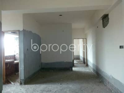 3 Bedroom Apartment for Sale in Dakshin Khan, Dhaka - A Well Planned Apartment Is Up For Sale Is Located At East Azampur, Near To Faydabad Model High School