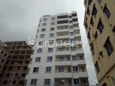 3 Bedroom Apartment for Sale in Badda, Dhaka - 3 Bedroom Nice Flat In Sayednagar Is Now For Sale Nearby Sayednagar Model School