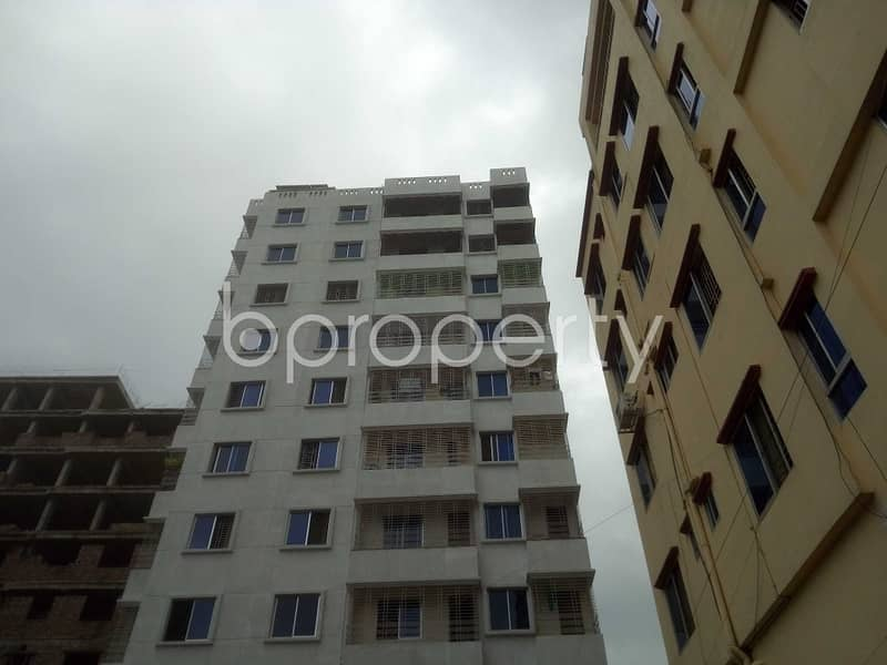 A Flat Is Now Up For Sale Located Near To Sayednagar Model School In Sayednagar
