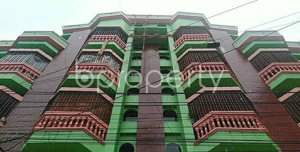 2 Bedroom Flat for Rent in 11 No. South Kattali Ward, Chattogram - 900 Sq Ft Ready Flat For Rent At Green View Residential Area