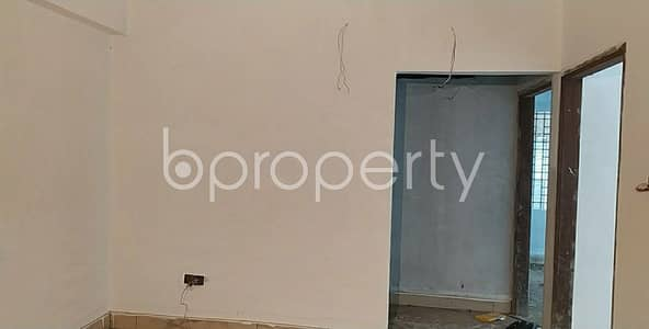 3 Bedroom Apartment for Rent in 11 No. South Kattali Ward, Chattogram - A Nicely Planned 1510 Sq Ft Flat Is Up For Rent In Green View Residential Area