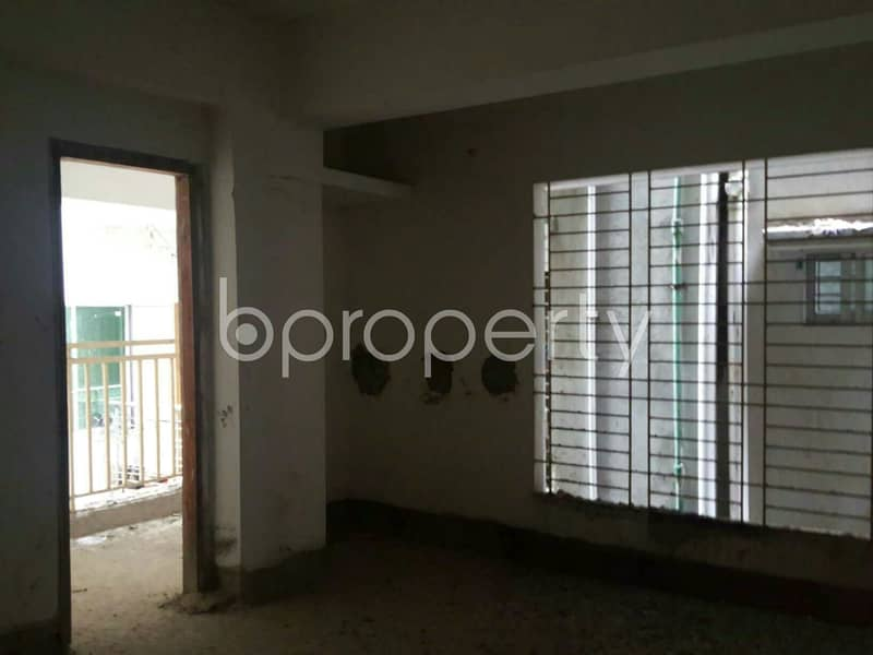 1250 Sq. ft Ready Comfortable Flat For Sale At Bayzid Near To 3 Signal Battalion Mosque