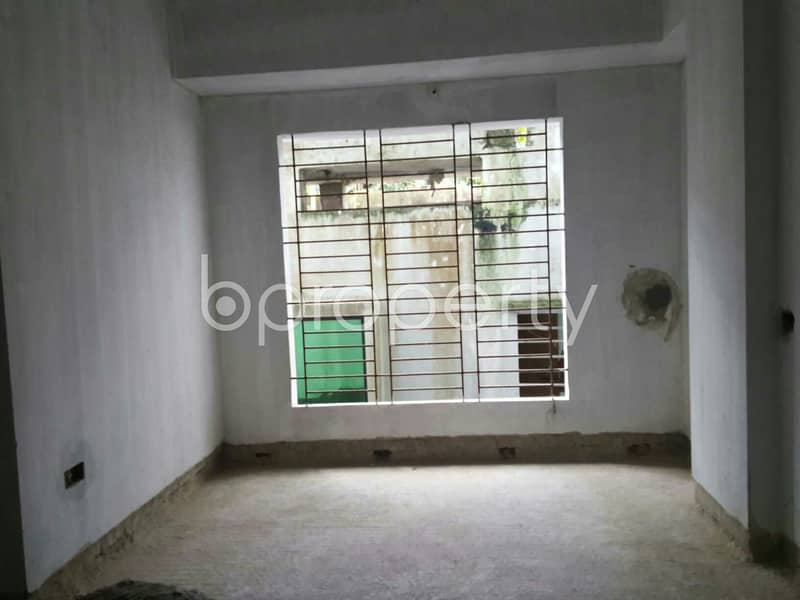 1350 Sq Ft Flat For Sale At Tiger Road, Bayazid
