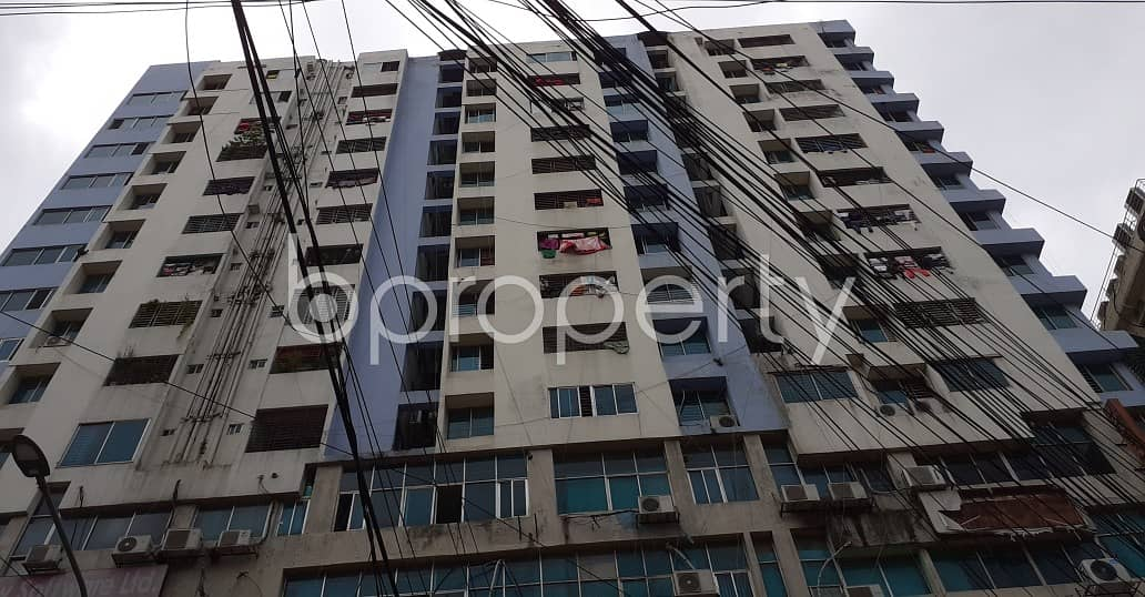 This Lucrative 1200 Sq. Ft Office Space Up For Rent In Green Road