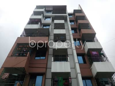 2 Bedroom Apartment for Rent in Aftab Nagar, Dhaka - Flat For Rent In Aftab Nagar