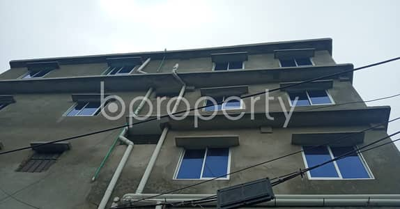1 Bedroom Apartment for Rent in Halishahar, Chattogram - 450 SQ FT flat is now Vacant to rent in South Middle Halishahar