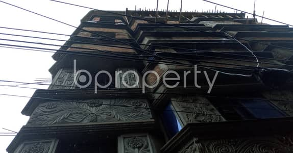 1 Bedroom Apartment for Rent in Halishahar, Chattogram - 430 SQ FT flat is now Vacant to rent in 38 No. South Middle Halishahar