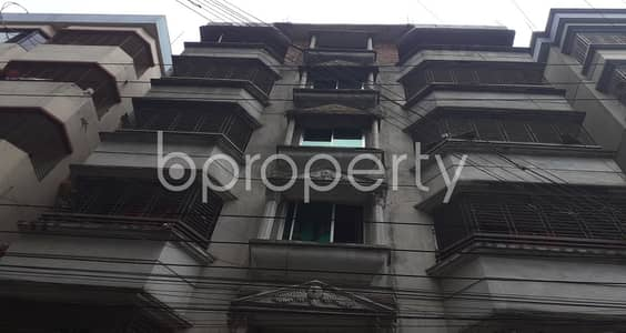 Shop for Rent in Banasree, Dhaka - A 220 Sq. Ft Shop Is Up For Rent In Banasree Near National Ideal School Bhaban-3
