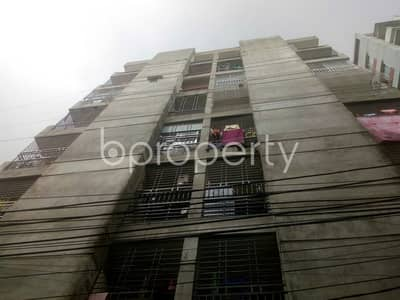3 Bedroom Apartment for Sale in Badda, Dhaka - This 1175 Sq. Ft Flat Near By South Badda Jame Masjid With A Convenient Price Is Up For Sale
