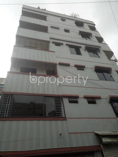 ভাড়ার জন্য এর অফিস - বাড্ডা, ঢাকা - In Pragati Sarani This 750 Sq. Ft Office Space Is Up For Rent.