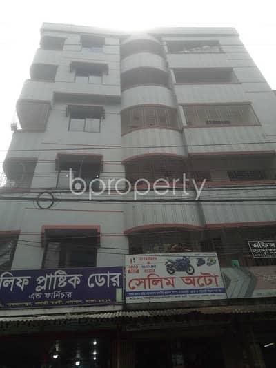 ভাড়ার জন্য এর অফিস - বাড্ডা, ঢাকা - Lucrative Office Space Of 600 Sq Ft Is Up For Rent In Pragati Sarani