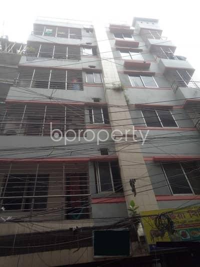 ভাড়ার জন্য এর অফিস - বাড্ডা, ঢাকা - 500 Sq Ft Commercial Space For Rent In Eidgah Masjid Road, Shahjadpur