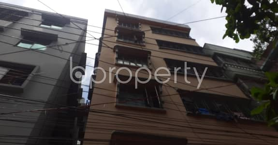 2 Bedroom Flat for Rent in Dhanmondi, Dhaka - Grab This Lovely Flat Of 900 Sq Ft Is Up For Rent In Dhanmondi Before It's Rented Out