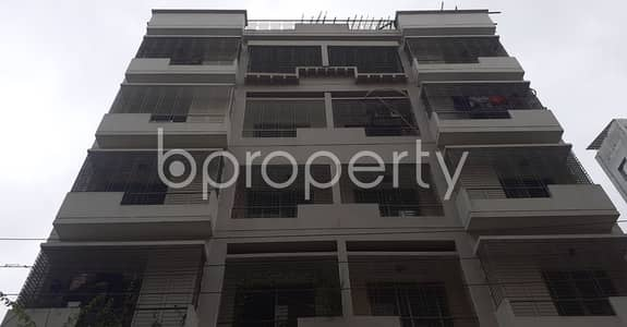 3 Bedroom Flat for Sale in Bashundhara R-A, Dhaka - At Bashundhara R-A 1500 Square feet flat is available for sale