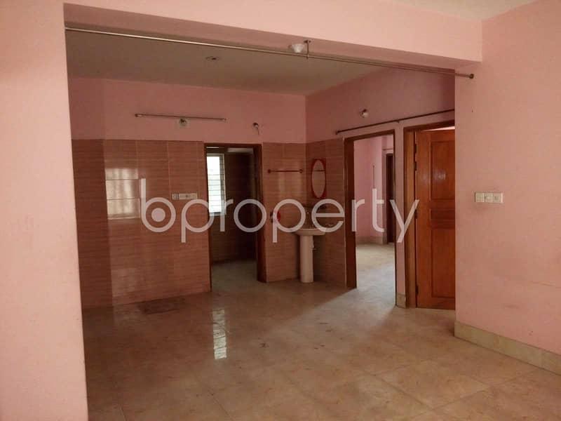 Well Planned Apartment Is Ready For Sale In Shekhertek, Near To Shiya Jame Masjid
