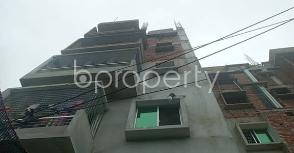 3 Bedroom Apartment for Rent in Halishahar, Chattogram - We Have A 1200 Sq Ft Ready Flat For Rent In Munir Nagar Nearby Ananda Bazar Government Primary School