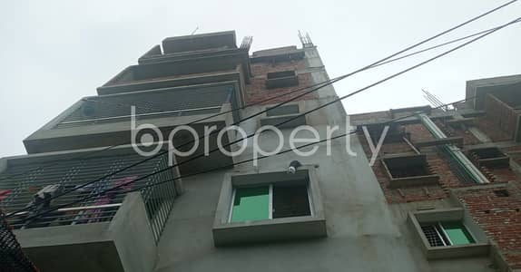 3 Bedroom Flat for Rent in Halishahar, Chattogram - Take This 1150 Sq Ft Residential Flat Is For Rent At Munir Nagar Area Nearby Ananda Bazar Government Primary School