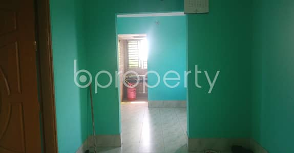 2 Bedroom Apartment for Rent in Halishahar, Chattogram - A Moderate 900 Sq Ft Flat Is Available For Rent At Munir Nagar