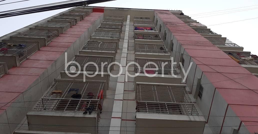 Check This Apartment Up For Sale At Moushair Near Shahid Yakub Ali Masjid.