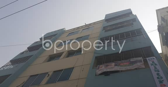 An Apartment Which Is Up For Sale At Uttara Near To Radical Hospitals
