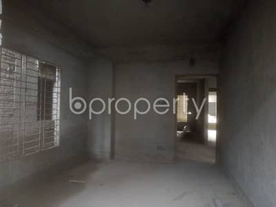 3 Bedroom Apartment for Sale in Mirpur, Dhaka - Situated In West Shewrapara, Near North South International School, A 1400 Sq Ft Apartment Is Up For Sale