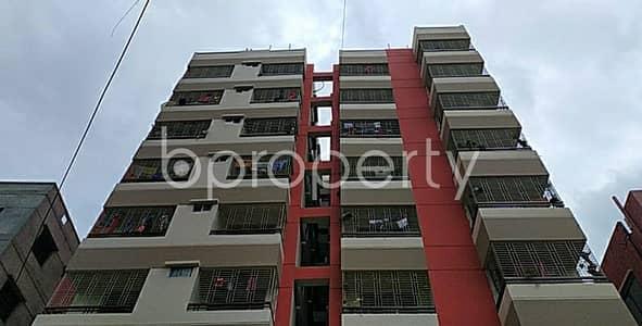 2 Bedroom Flat for Rent in Bagichagaon, Cumilla - 870 Sq Ft Flat For Rent In South Bagichagaon, Bagichagaon