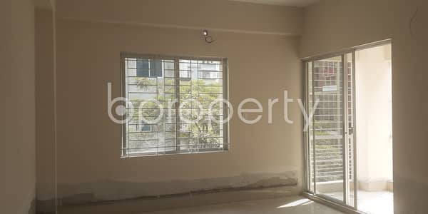 ভাড়ার জন্য BAYUT_ONLYএর অ্যাপার্টমেন্ট - বসুন্ধরা আর-এ, ঢাকা - Wonderful Flat Covering An Area Of 1460 Sq Ft Is Available For Rent In Bashundhara Near Viquarunnisa Noon School And College