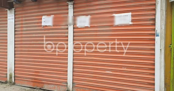 Shop for Rent in Mohammadpur, Dhaka - 250 Sq. ft Commercial Shops Rent In PC Culture Housing Society.