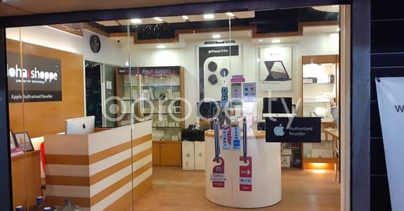 Shop for Rent in Gulshan, Dhaka - Visit This 120 Sq Ft Commercial Shop For Rent In Gulshan 2
