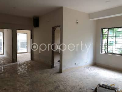 A Standard and Brand New Apartment In Tejgaon Near ICDDRB Is Up For Sale